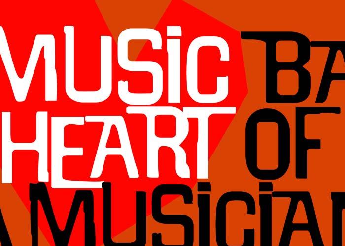 Logo design for Lightning in a Bottle Music Consultants