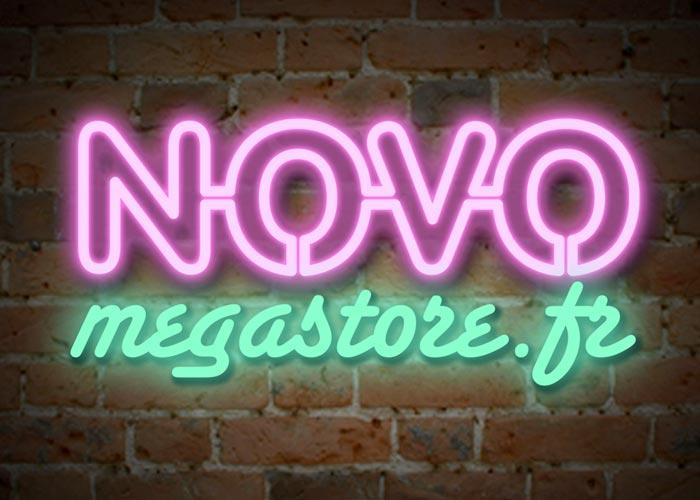 Branding and Logo design for NOVO