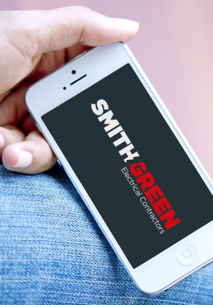 Mobile-friendly web design for Smith & Green
