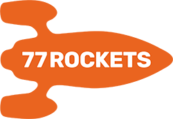 77 Rockets Web Designers Leicester
