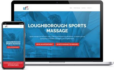 SF Sports Massage Website